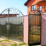 Кузницы Урала кованые Ворота